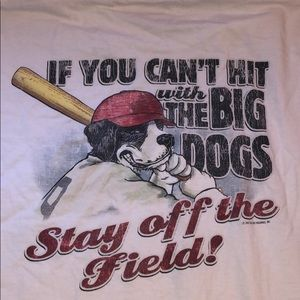 Other - VINTAGE BIG DOGS T SHIRT